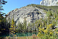 Cairn Formation outcrop at Grassi Lakes, Alberta..JPG