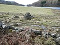 Cairn beside Loch Tummel - geograph.org.uk - 751383.jpg