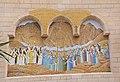 Cairo, Egypt - Hanging Church frescoes in garden - panoramio.jpg