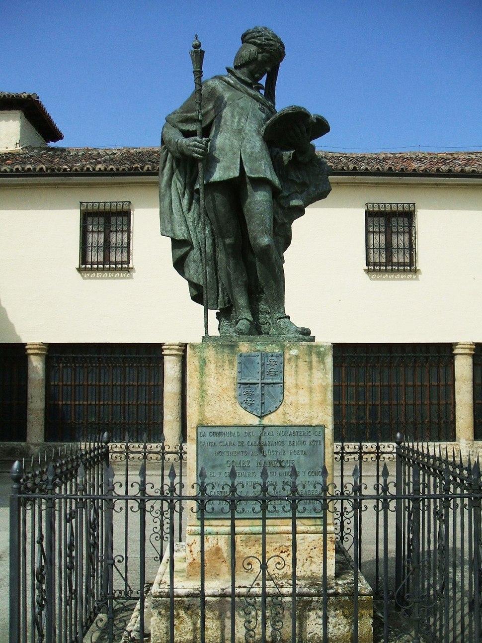 Calabazanos - Real Monasterio de N. S. de la Consolacion 02