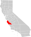 California county map (Monterey County highlighted).svg