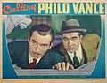 Calling Philo Vance, starring James Stephenson and Edward Brophy, 1940.jpg