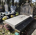 Cambrai - Cimetière de la Porte Notre-Dame, sépulture remarquable n° 26, Jean Petit-Courtin, maire de Cambrai (01).JPG