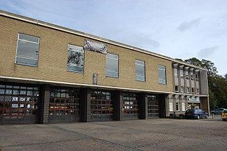 Cambridgeshire Fire and Rescue Service - Cambridge fire station