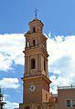 Campanar de l'església de sant Josep de Gandia.JPG