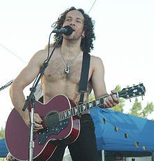 Vivian Campbell live in 2007 at the North Dakota State Fair