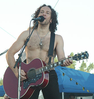 Vivian Campbell - Campbell in concert in 2007