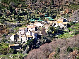 The hamlet of Panicale, in Campitello