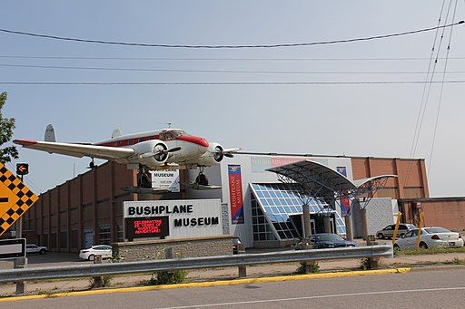 Canadian Bushplane Heritage Centre August 2014