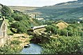 Canal Basin, Standedge, West Yorks. 1981 - geograph.org.uk - 818340.jpg