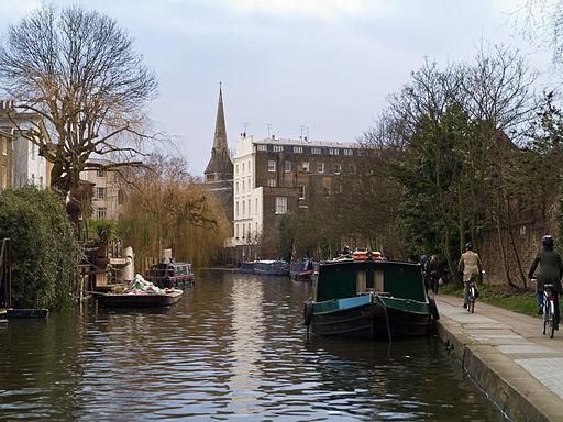 Canal Regent Londres