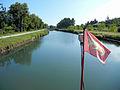 Canal latéral à la Garonne, Gironde, vue depuis la péniche Silène.JPG