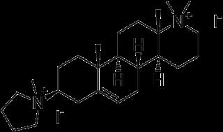Candocuronium iodide chemical compound
