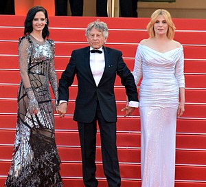 Based on a True Story (film) - Director and stars promoting the film at the 2017 Cannes Film Festival.