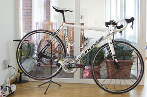 Cannondale Bicycle Corporation - Cannondale CAAD10 (2011) with SRAM Force group