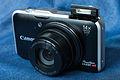 Canon Powershot SX230 HS Kamera vorne.JPG