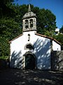 Capilla de Nuestra Señora de la Fuente - Chapel in Santiago de Compostela.JPG