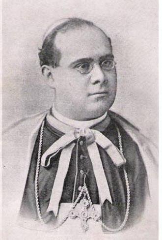 Sebastião da Silveira Cintra - Image: Cardeal Leme