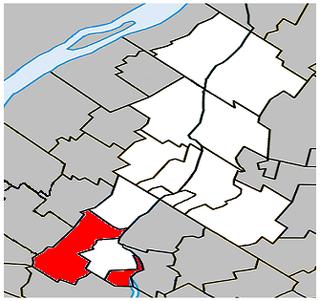 Carignan, Quebec City in Quebec, Canada