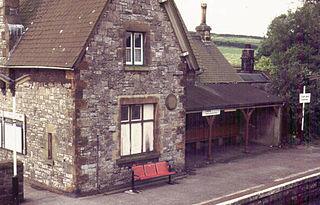 Cark and Cartmel railway station Railway station in Cumbria, England