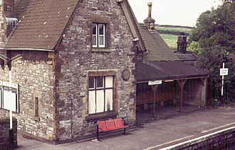 Cark and Cartmel railway station - Image: Carkstn