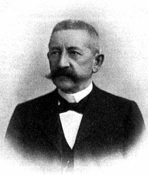 Carl Johann Christian Zimmermann - Carl Johann Christian Zimmermann about 1880