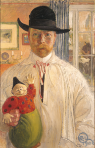 Carl Larsson - Self Portrait.png