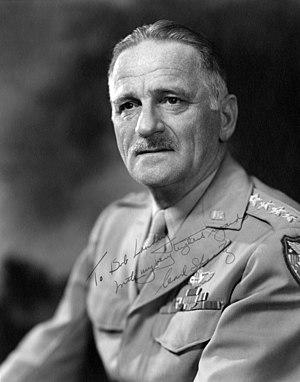 Carl Andrew Spaatz - Gen. Spaatz