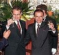 Carlos Menem recibe a Ernesto Zedillo 04.jpg