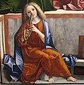 Carpaccio, presentazione di gesù al tempio, 1510, da s. giobbe, 02.JPG