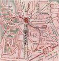 Carrefour du 28 aout 1944 - sur un plan de 1943 - Nice.jpg