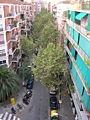 Carrer de Loreto a les Corts (Barcelona).jpg