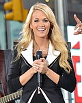 Carrie Underwood, 2011