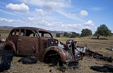 Carrizo Car (Wrecked Chrysler) (2275550125).jpg