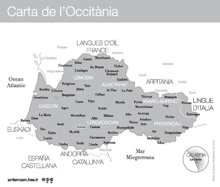 Carta Occitania
