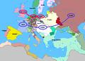 Carte Guerre de Sept Ans Europe.PNG