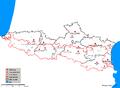 Carte des Sites Paysagers Inscrits des Pyrénées.png