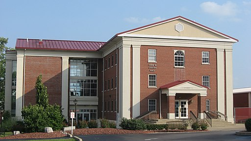 Carter Hall, Campbellsville University