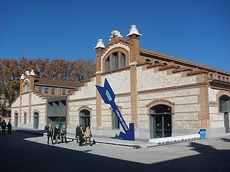 Matadero Madrid - Casa del Lector