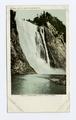 Cascade de Montmorenci, near, Quebec, P. Q (NYPL b12647398-62456).tiff
