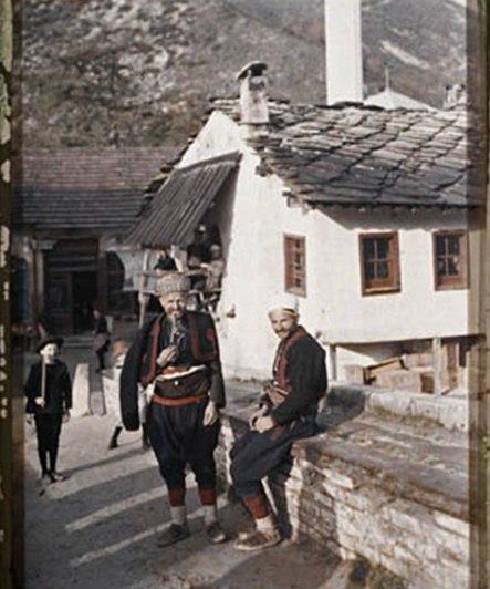 Casemate à l'entrée du pont de Konjic (small)