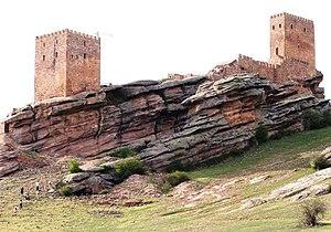 Campillo de Dueñas - 'Castle of Zafra' in Campillo de Dueñas.