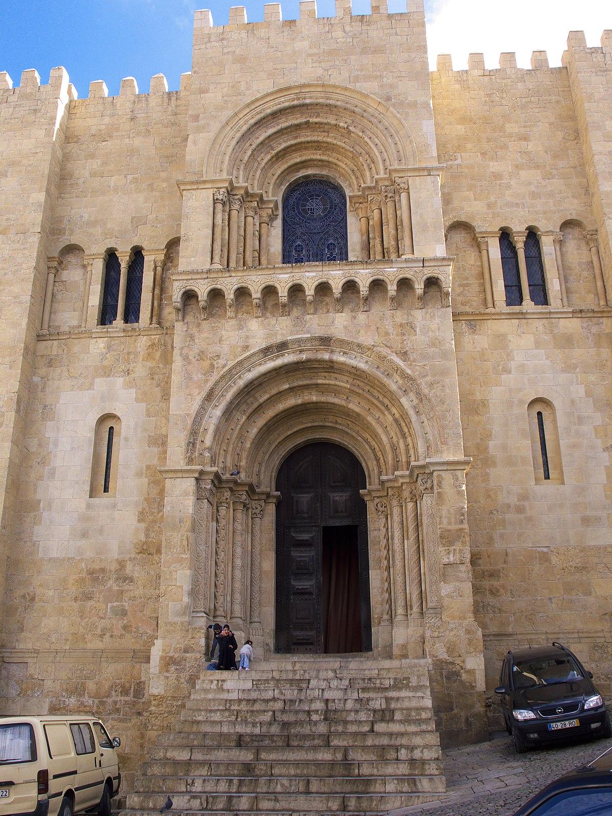 Catedral Vieja de Coímbra - Wikipedia, la enciclopedia libre