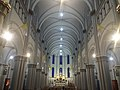 Catedral Metropolitana N. Senhora da Aparecida (interior) - Montes Claros, MG - panoramio.jpg