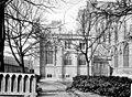 Cathédrale Notre-Dame - Sacristie, façade prise du jardin - Paris 04 - Médiathèque de l'architecture et du patrimoine - APMH00014039.jpg