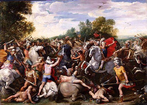 Cavalier d'Arpin-Tullus-Hostilius-Caen