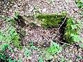 Cavité dans la cour du château;.jpg