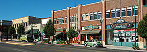 Downtown Cedar City