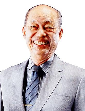 Secretary of Science and Technology (Philippines) - Image: Ceferino Follosco portrait