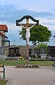 Cemetery cross on the cemetery Halbturn, Burgenland, Austria-full PNr°0716.jpg